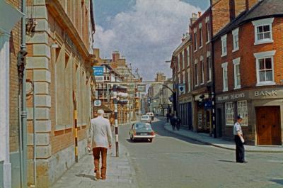 St Johns Street Ashbourne 1965