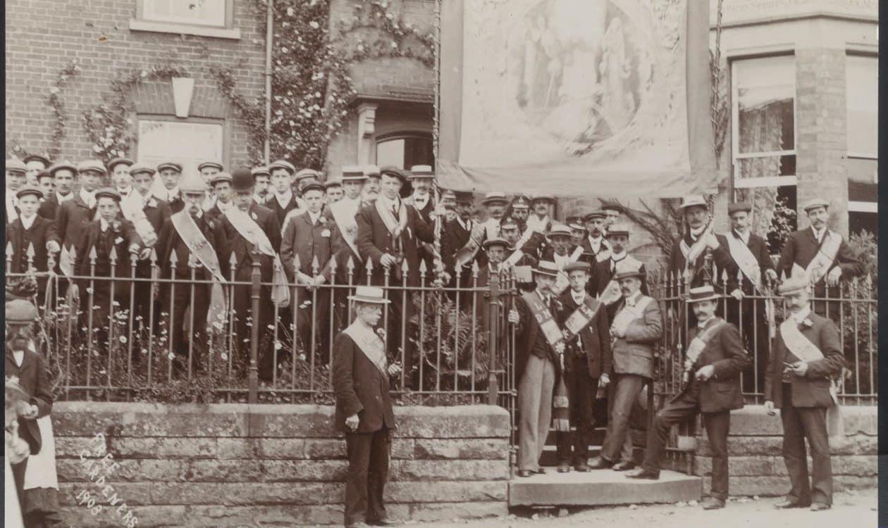 Free Gardeners Society 1908